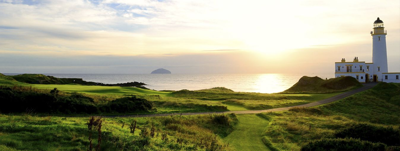 The Ailsa Course