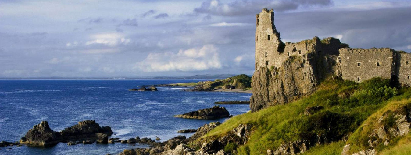 Scotland's South West is a land bound by sea and marked by history.