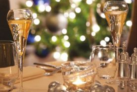 Festive Dining at Trump Turnberry
