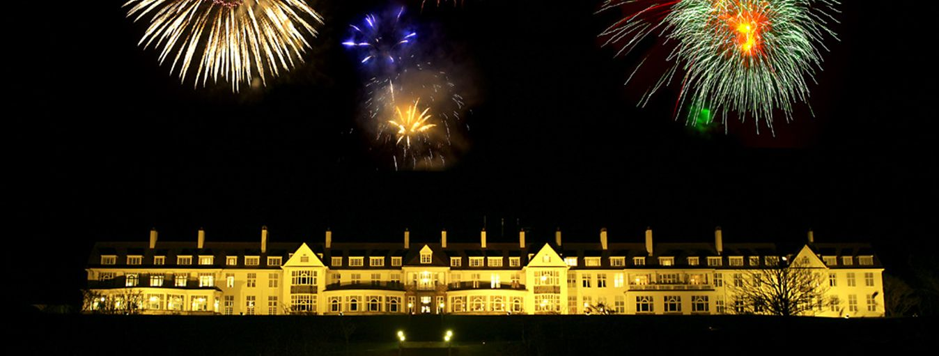 Festive Season at Trump Turnberry