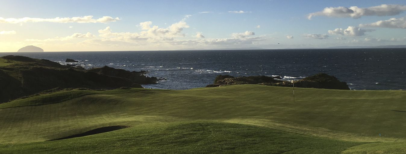 Trump Turnberry Corporate Golf - King Robert the Bruce