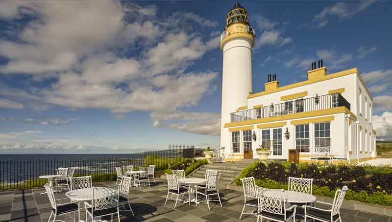 The Turnberry Lighthouse Halfwayhouse