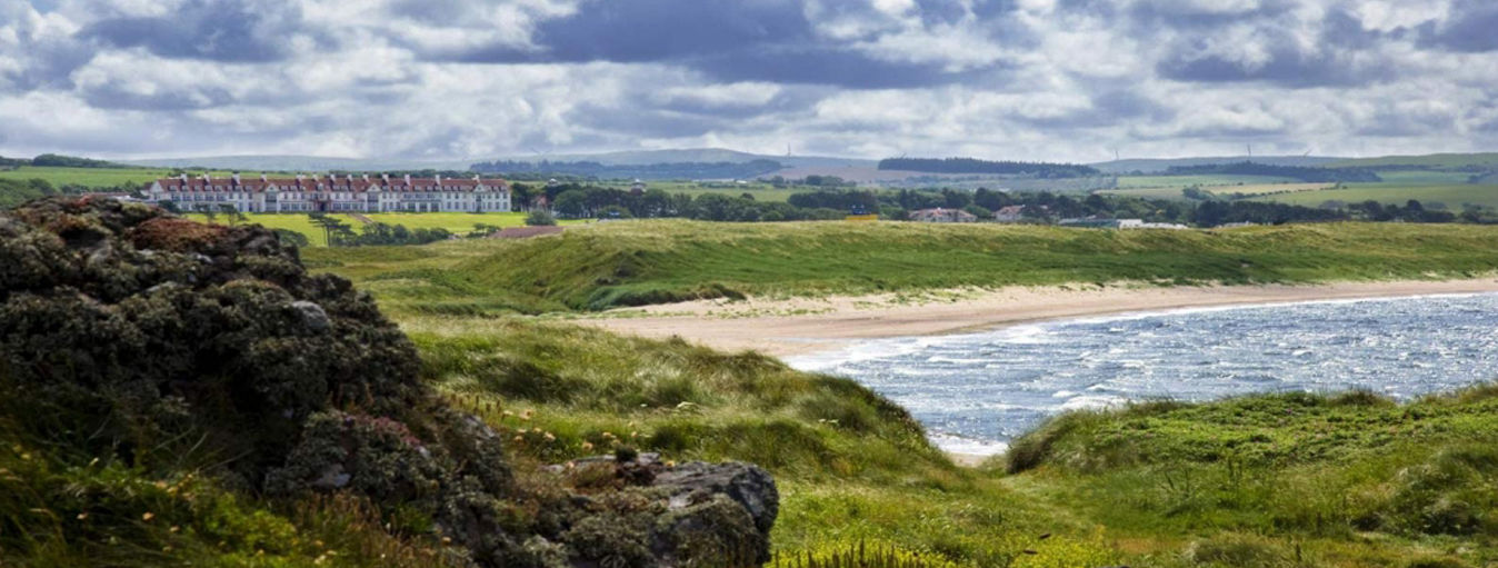 Take advantage of Turnberry's uniquely inspirational coastal setting and go for a stroll along the west coast beach with views of lush countryside and gently rolling hills.